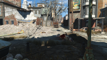 FO4 SBoston High road east
