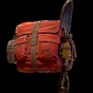 Atx skin backpack shovel red l