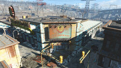 FO4 Lexington Super Duper Mart