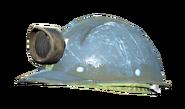 FO76 Mining helmet (blue)