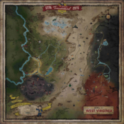 Fallout76Raider Power Armor Map