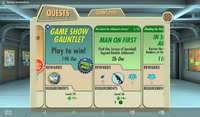 Game Show Gauntlet Front Description