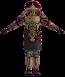 Legate armor