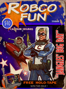 RobCo Fun Captain Cosmos