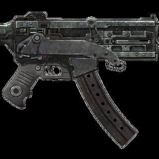 10-мм пістолет-кулемет з магазином більшої ємності.