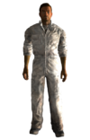 Civilian Engineer jumpsuit