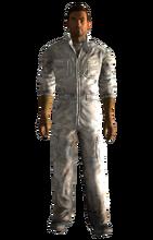 Civilian Engineer jumpsuit