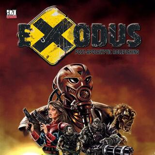 Нова обкладинка, гри Exodus (Вихід).