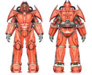 FO4CC X-02 power armor red