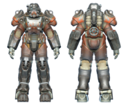 FO4 T-60 power armor atom cat