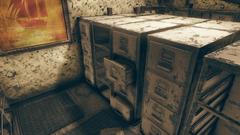 FO76 Sam Blackwell's bunker (Intelligence memo 81677)