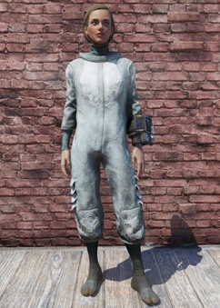 FO76 Sheepsquatch Mascot Outfit