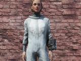 Sheepsquatch mascot outfit
