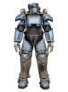 FO76 T-45 power armor