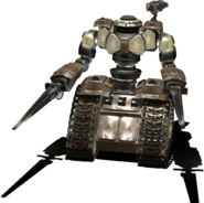 Loadlifter robot render
