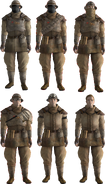 NCR armor