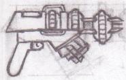 PPK12 Gauss Pistol