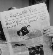 Teaser Newspaper