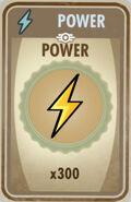 300 Power card