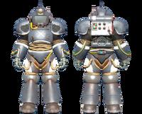 CC-00 power armor Minuteman paint