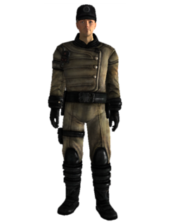 Enclave officer