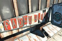 FO4 Faded Glory sign