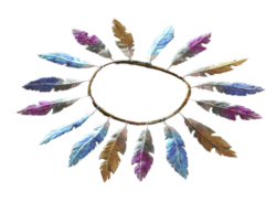 FO4 NW PackFeatherNecklace