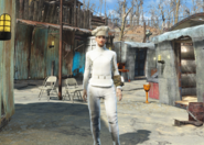 FO4 chef hat player