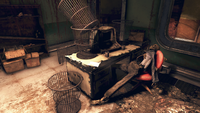 FO76 All the Baskets location