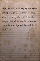 FO76 Another Spring (The Sludge Hole)