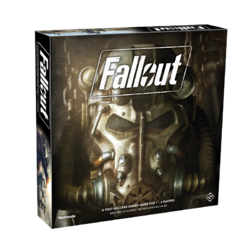 Fallout The Board Game box