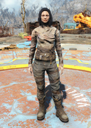 Fo4Raider's Leathers female
