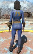 Fo4 vault 75 jumpsuit female