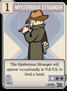 Fo76 Mysterious Stranger