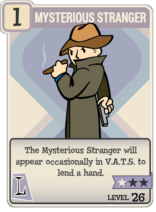 Mysterious Stranger | Fallout Wiki | FANDOM powered by Wikia