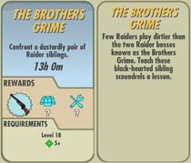 FoS The Brothers Grime card