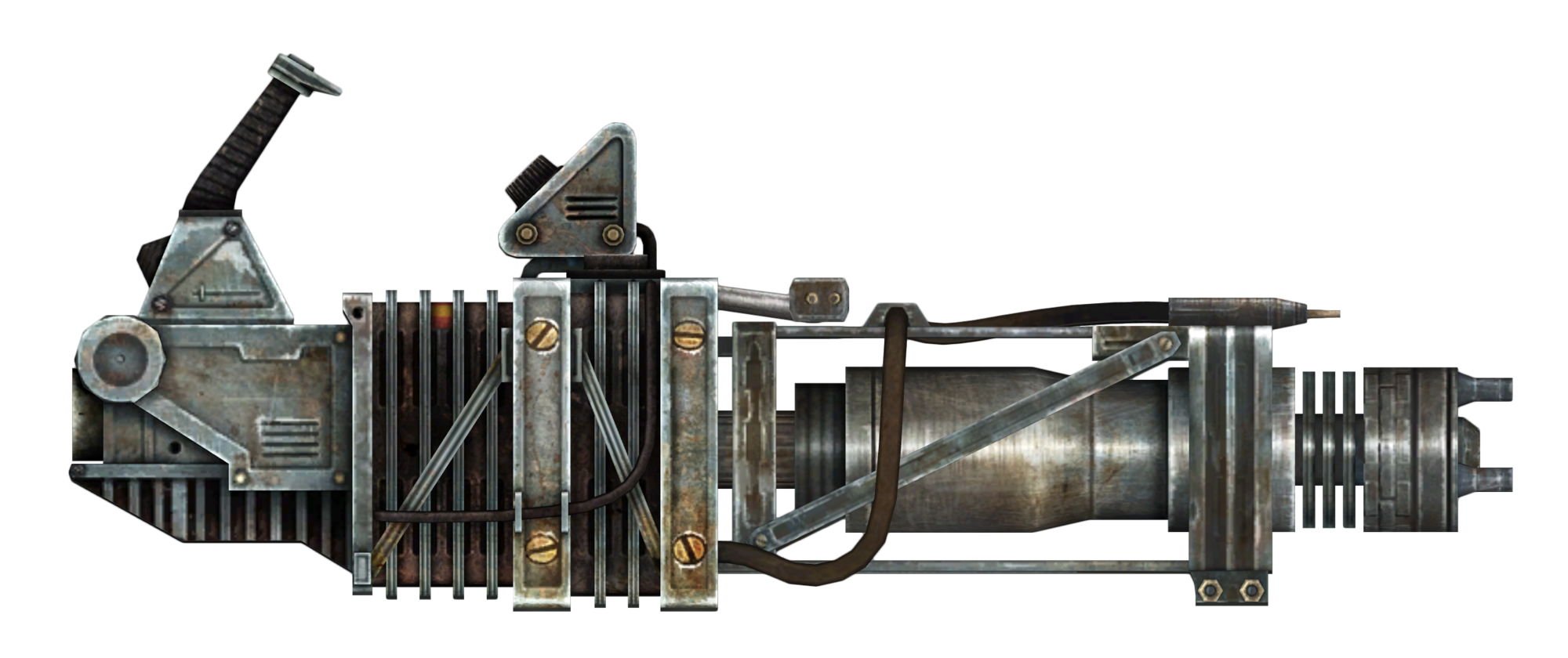 Gatling laser (Fallout 3) | Fallout Wiki | FANDOM powered by