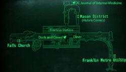 MFC Mason Dst Metro loc map