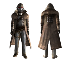NCR Ranger combat armor