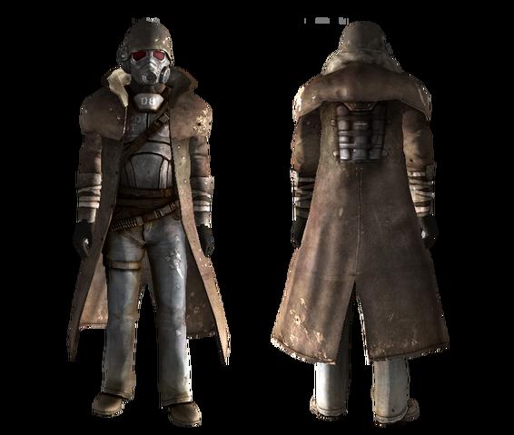 File:NCR Ranger combat armor.png