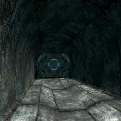 Вхідний тунель