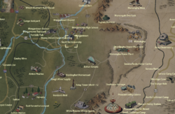 Vault-Tec University map