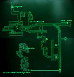 Esp Estación Marigold Mapa