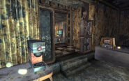 FO3 Mechanist's Forge open door