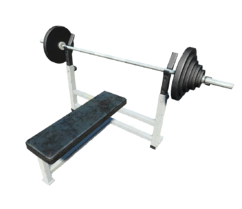 FO4VW Weight bench