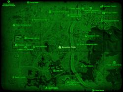 FO4 Джамейка-Плейн (карта мира)