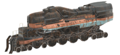 FO4 Locomotive CK