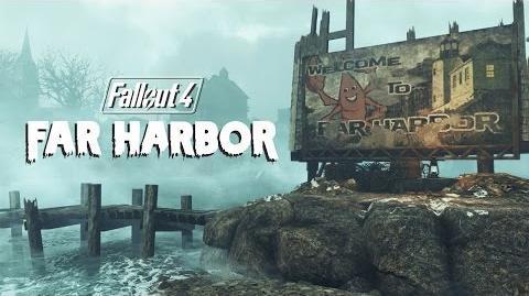 Fallout 4 знайомство з Far Harbor
