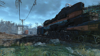 Fo4 Bedford Station