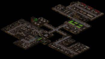 Minecraft World Map - Fallout